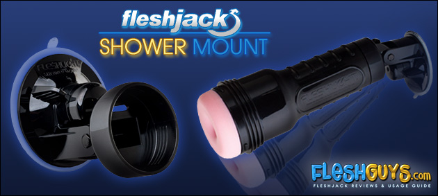 Fleshjack Shower Mount